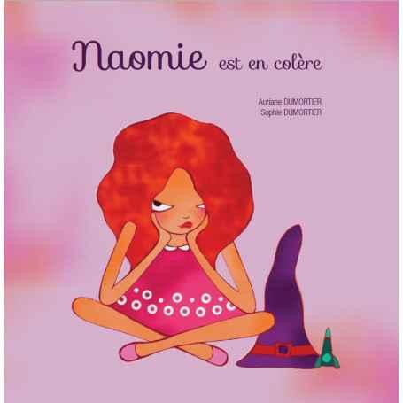 Naomie est en colère - mazlish