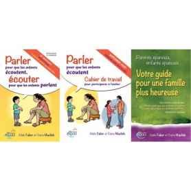 Kit du participant à l'atelier Parler pour que les enfants écoutent - faber